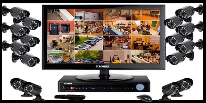 Circuito Fechado De Tv Preço : Circuito fechado de tv cftv circuito interno de câmeras de segurança